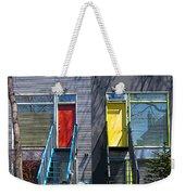 Eco-home Weekender Tote Bag