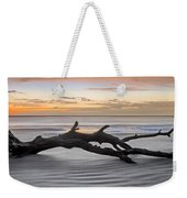 Ecstacy Weekender Tote Bag by Debra and Dave Vanderlaan