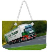 Eddie Stobart Lorry Weekender Tote Bag
