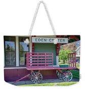 Eden Center Depot 1943 Weekender Tote Bag