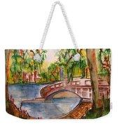 Eden Park Lake Weekender Tote Bag