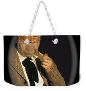 Edgar Buchanan Old Tucson Arizona 1971-2009 Weekender Tote Bag