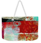 Edge 50 Weekender Tote Bag by Jane Davies
