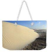 Edge Of The Dune Brazil Weekender Tote Bag