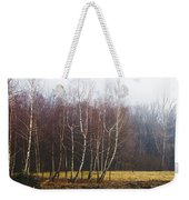 Edge Of The Forest Weekender Tote Bag