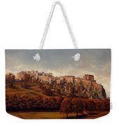 Edinburgh  Castle Weekender Tote Bag
