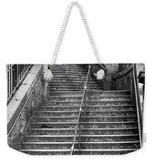 Edinburgh Steps Weekender Tote Bag