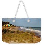 Edisto Beach By Jan Marvin Weekender Tote Bag