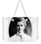 Edith Cavell (1865-1915) Weekender Tote Bag
