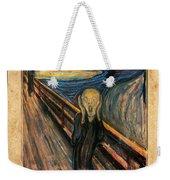 Edvard Munch 1 Weekender Tote Bag
