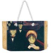Edvard Munch 2 Weekender Tote Bag