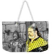 Edward I V Of England Weekender Tote Bag