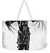 Edward Scissorhands - Johnny Depp Weekender Tote Bag