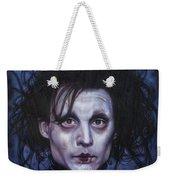 Edward Scissorhands Weekender Tote Bag