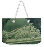 Effigies, Winchelsea Church Weekender Tote Bag