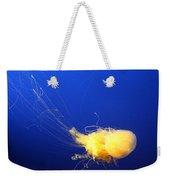 Egg - Yolk Jellyfish Weekender Tote Bag