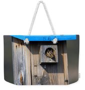 Egg Thief Weekender Tote Bag