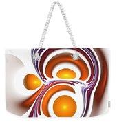 Eggcity Weekender Tote Bag