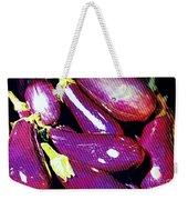 Eggplants Are Beautiful Works Of Art Weekender Tote Bag