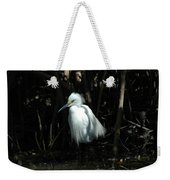 Egret Of Sanibel 2 Weekender Tote Bag