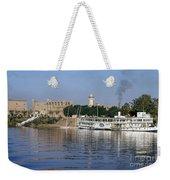 Egypt - Nile Steamboat Weekender Tote Bag