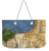 Egypt And The Holy Land Weekender Tote Bag