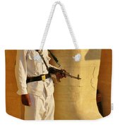 Egypt Tourist Security Weekender Tote Bag