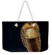 Egyptian Cobra Weekender Tote Bag