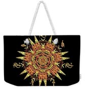 Egyptian - Fractal Weekender Tote Bag