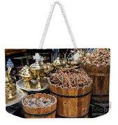 Egyptian Market Stall Weekender Tote Bag