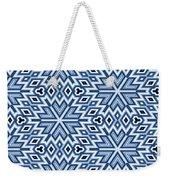 Egyptian Pyramidal Cubes Weekender Tote Bag