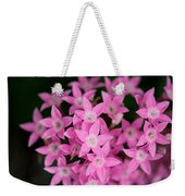 Egyptian Star Flowers Or Penta Weekender Tote Bag