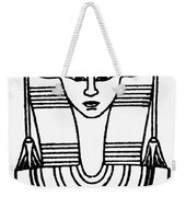 Egyptian Symbol Hathor Weekender Tote Bag