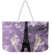 Eiffel Tower - Paris - Love Weekender Tote Bag