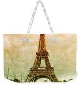 Eiffel Tower Mood Weekender Tote Bag