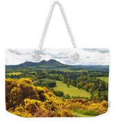 Eildon Hill - Three Peaks And A Valley Weekender Tote Bag