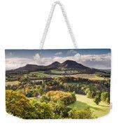 Eildon Hills   Weekender Tote Bag