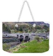 Eilean Donan Castle - 8 Weekender Tote Bag