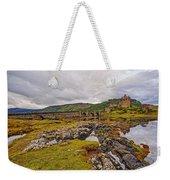 Eilean Donan Castle Dornie Weekender Tote Bag