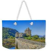 Eilean Donan Castle Walkway Weekender Tote Bag