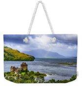 Eilean Donan Loch Duich Weekender Tote Bag