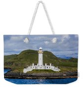 Eilean Musdile Lighthouse Weekender Tote Bag
