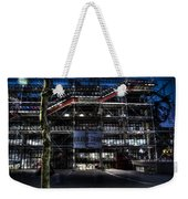 Eileen Gray At The Pompidou Weekender Tote Bag