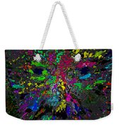Einsteins Exploding Head Weekender Tote Bag