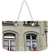 Einstein House Weekender Tote Bag