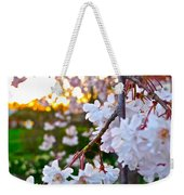 Einstein's Blossoms Weekender Tote Bag