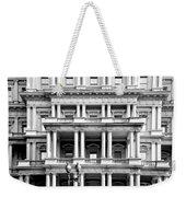 Eisenhower Executive Building Weekender Tote Bag