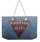 Ejection Seats Weekender Tote Bag
