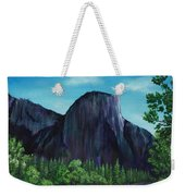 El Capitan Weekender Tote Bag by Anastasiya Malakhova