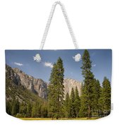 El Capitan And Yosemite Valley Weekender Tote Bag